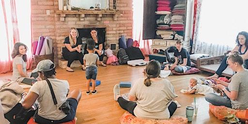 Free Postpartum & Breastfeeding Support Group