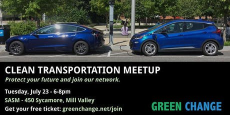Clean Transportation Meetup tickets