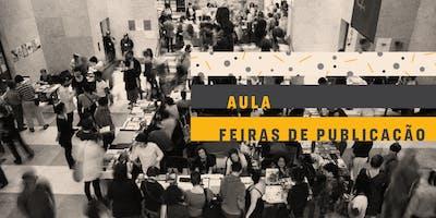AULA-DEBATE | Uma década de feiras de arte impressa: análises e caminhos possíveis