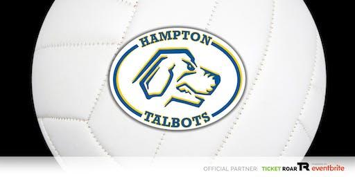 Hampton vs Mars JV/Varsity Volleyball (Girls)