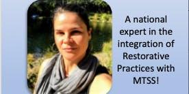 Restorative Practices in MTSS