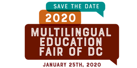 2020 Multilingual Education Fair of DC/ Feria de Educación Multilingüe en DC 2020 tickets