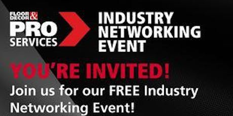 Industry Networking Event tickets