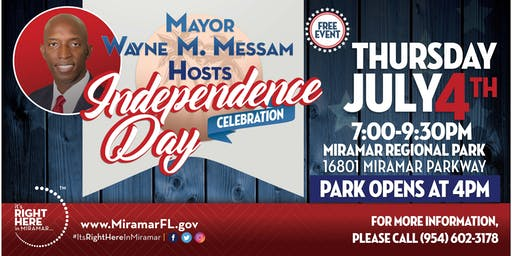 4th of July at Miramar Regional Park!