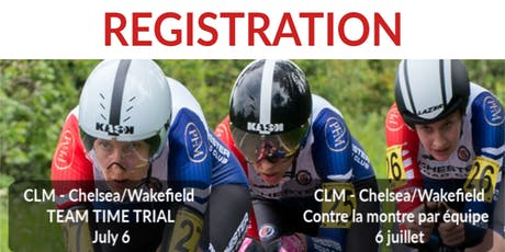 CLM - TEAM TIME TRIAL Registration tickets