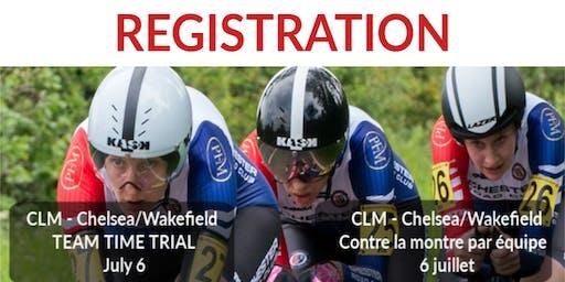 CLM - TEAM TIME TRIAL Registration