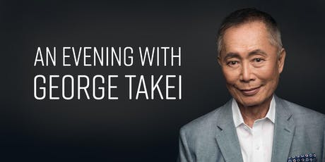 An Evening with George Takei tickets