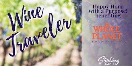 FLC Bilingual Wine Tasting: Wine Traveler Happy Hour!  tickets