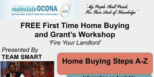 FREE realestateOCONA Home Buying and Grant's Workshop
