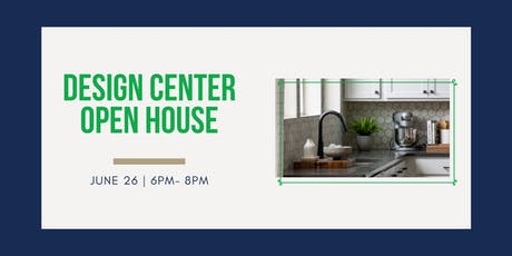 Design Center Open House tickets