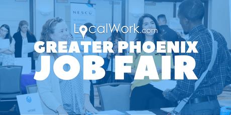 Phoenix Job Fair - August 2019 tickets