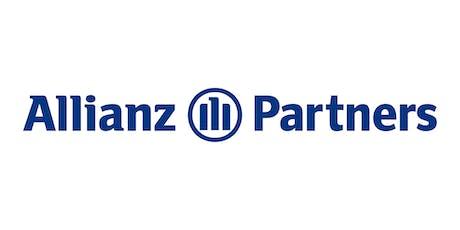 June 25, 2019 Career Fair - Allianz Partners tickets