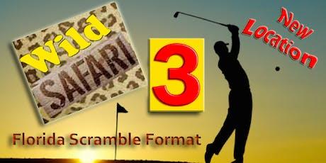 2019 Cedar Hill Lions Club Wild Safari Golf Tournament tickets
