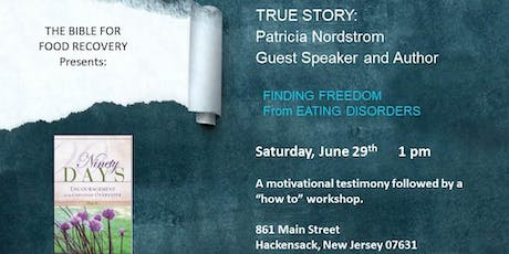 FINDING FREEDOM From EATING DISORDERS tickets