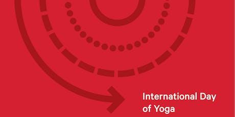 Free Vinyasa Flow Yoga Class - Kim Terpstra tickets