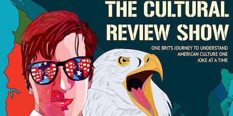 The Cultural Review Show tickets