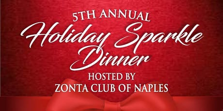 Holiday Sparkle Dinner tickets