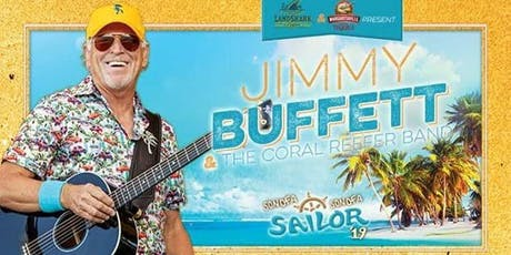 Shuttle Rides to Jimmy Buffett Concert in Alpine Valley tickets