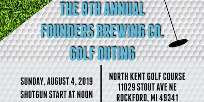 The 9th Annual Founders Brewing Co. Golf Outing