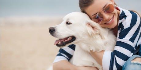 Inscrição - Curso Inicial Comunicação Animal Entre Consciências (24 e 25 de agosto - Búzios) ingressos