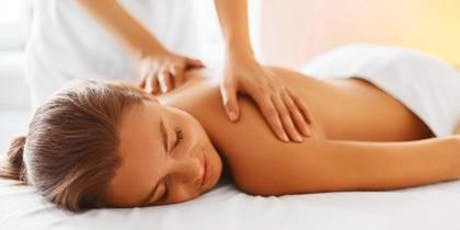 Basic Relaxation Massage Practitioner Course tickets