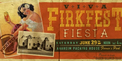 Beer and Nacho Festival at the Anaheim Packing District (Firkfest)