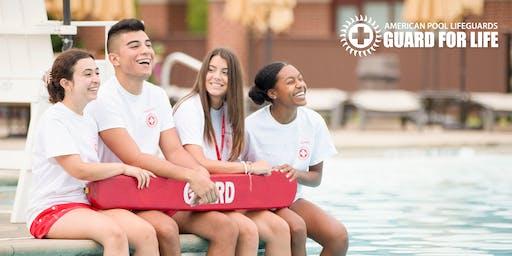 Lifeguard Training Course Blended Learning -- 07LGB062519 (Raritan Bay Area YMCA)