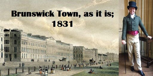 Brunswick Town, as it is 1831. An Immersive Tour.