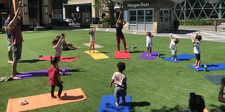 Tots' Yoga on the Hill tickets