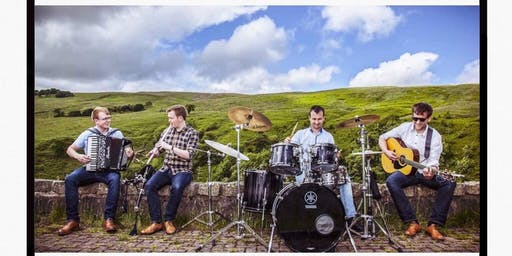 Trail West with support from Northbound Ceilidh Band