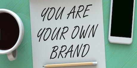 Marca Personal: descubrite, diferenciate y potenciate en el mundo digital entradas