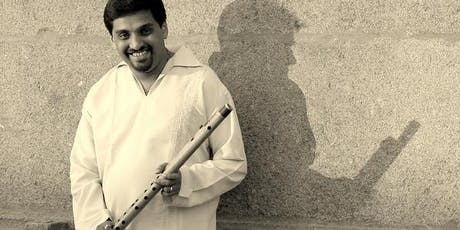 Flutist Ravi Kulur and Spilling Ink: Ragas in Sound and Movement tickets