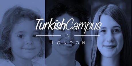 TurkishCampus Tanıtım Toplantısı tickets