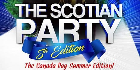 The Scotian Party tickets