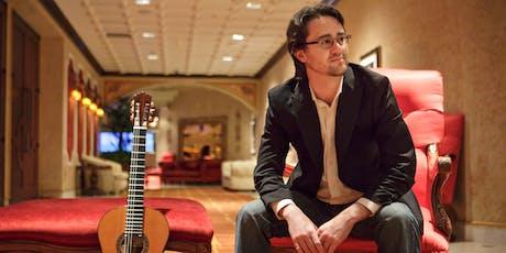 Internationally acclaimed guitarist Yuri Liberzon in concert tickets