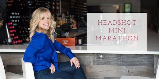 Headshot Mini Marathon with B's Photography