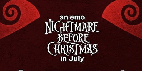 An Emo Night-mare Before Christmas in July tickets