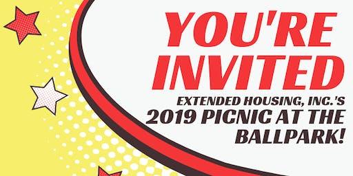 2019 Picnic at the Ballpark!