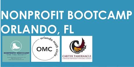 Nonprofit Bootcamp tickets