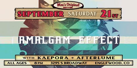 Amalgam Effect at Moe's Original BBQ Englewood tickets