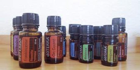 Essential Oil Workshop day tickets