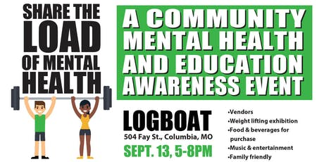 Mental Health Awareness Event - Share the Load tickets