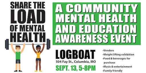 Mental Health Awareness Event - Share the Load