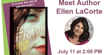 The Perfect Fraud Book Signing with Ellen LaCorte tickets