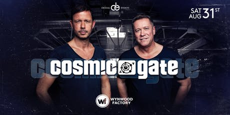 Cosmic Gate at Wynwood Factory tickets