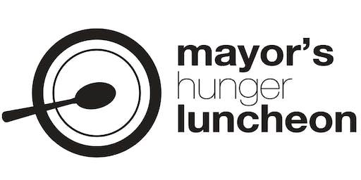 Mayor's Hunger Luncheon 2019