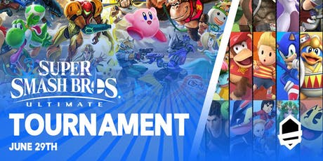 NYC Smash Bros Ultimate Tournament tickets
