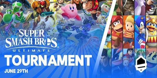 NYC Smash Bros Ultimate Tournament