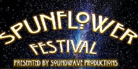 SpunFlower Festival tickets