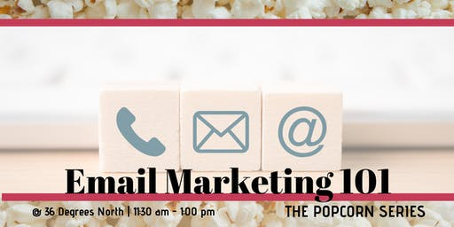 Email Marketing 101 | The Popcorn Series